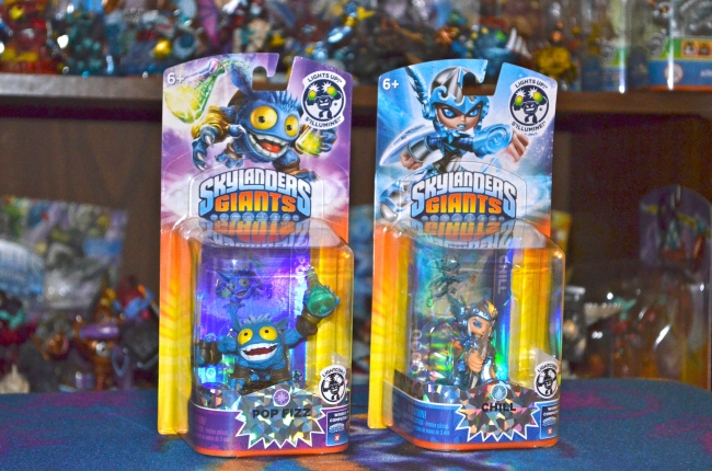 Light Core Pop Fizz and Light Core Chill Found at Toys R Us!