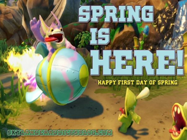 Happy Spring Time!