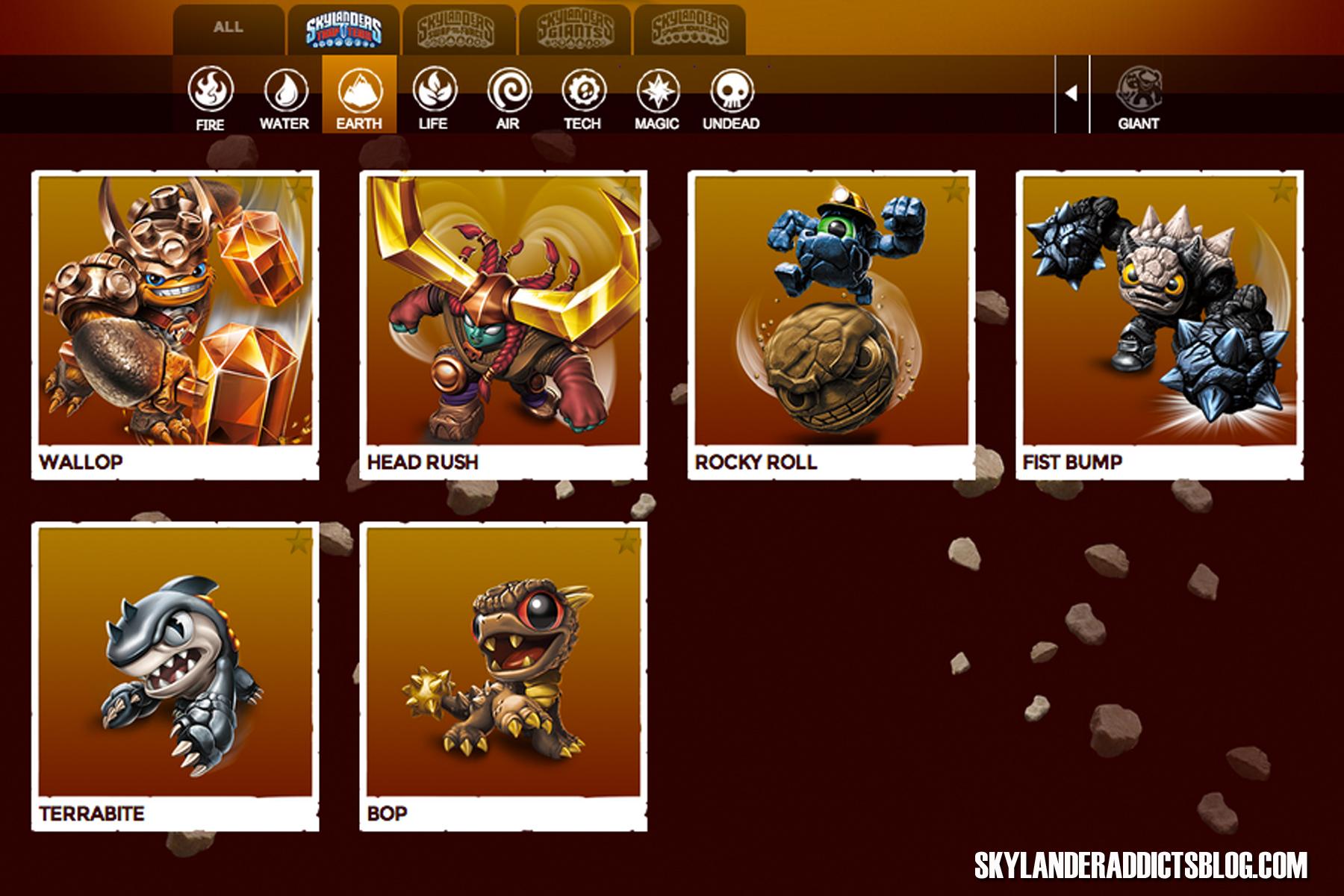 Skylanders Trap Team Characters Names Galleryhipcom