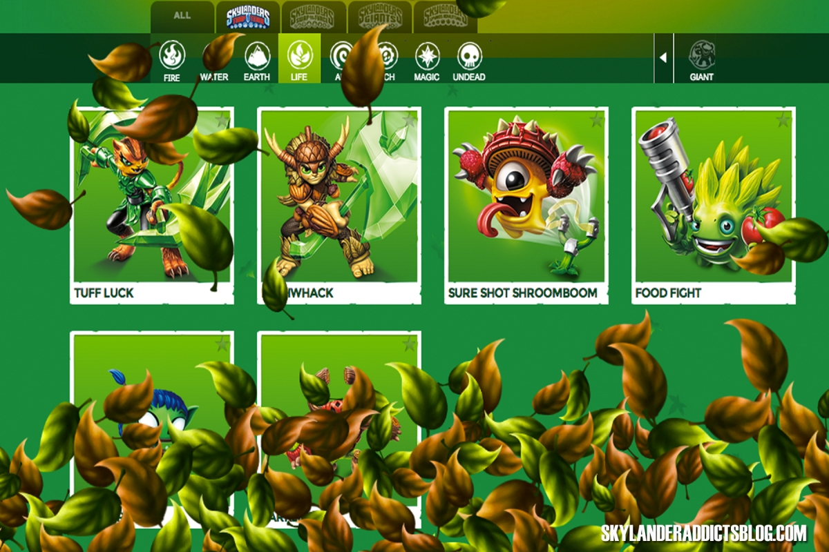 Skylanders Trap Team Character Images Released