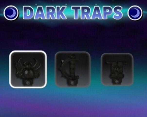 Dark Traps