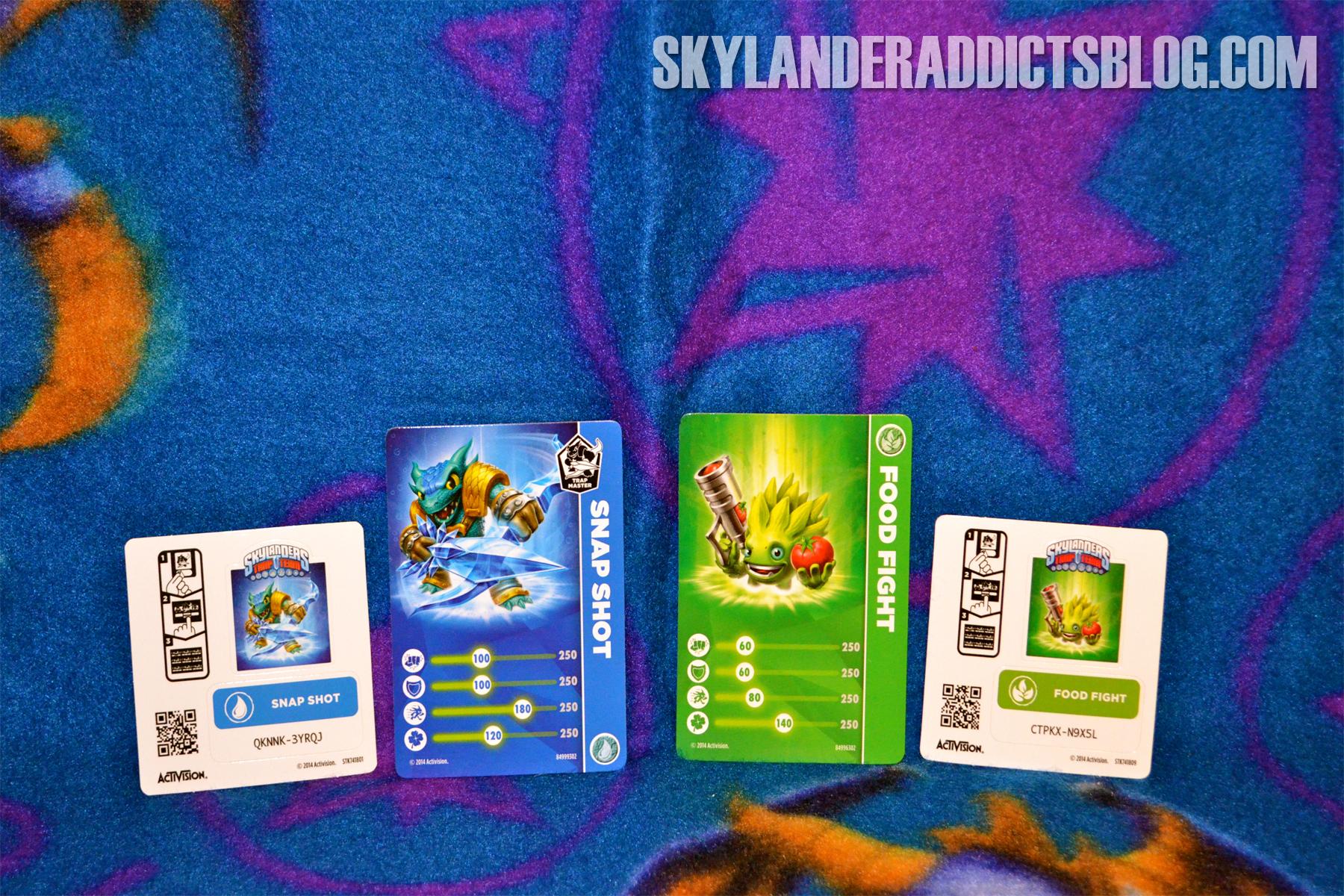 Skylander Addicts Review-XBOX 360 Skylanders Trap Team Starter Pack ...