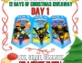 Skylander Addicts 12 Days Of Christmas Giveaway-Day 1