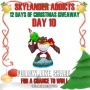 Skylander Addicts 12 Days of Christmas Giveaway-Day10