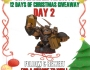 Skylander Addicts 12 Days Of Christmas Giveaway-Day 2