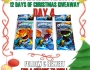 Skylanders 12 Days of Christmas Giveaway-Day 4