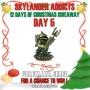 Skylanders 12 Days of Christmas Giveaway-Day5