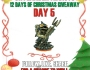 Skylanders 12 Days of Christmas Giveaway-Day 5