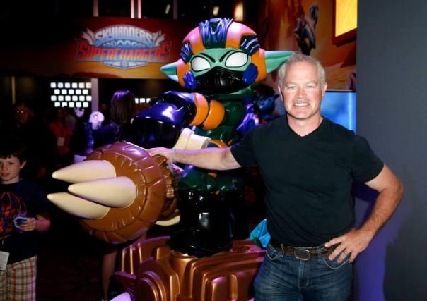 Neal McDonough E3 2015